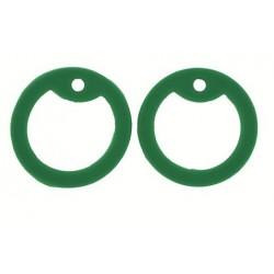 Green silicone silencer